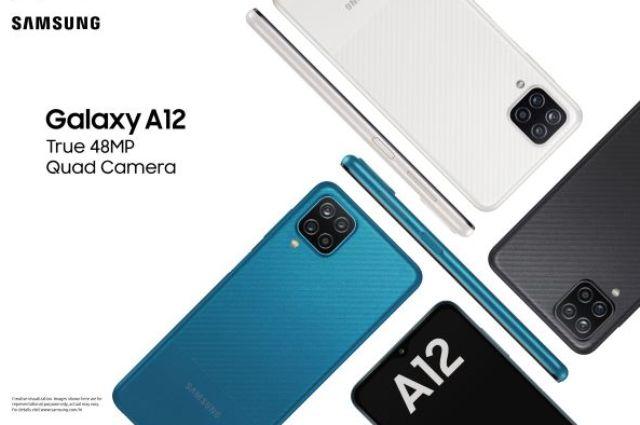 Galaxy A12 from Samsung