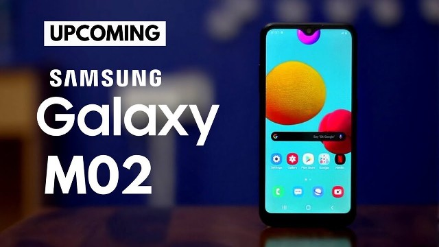 Samsung Galaxy M02 price