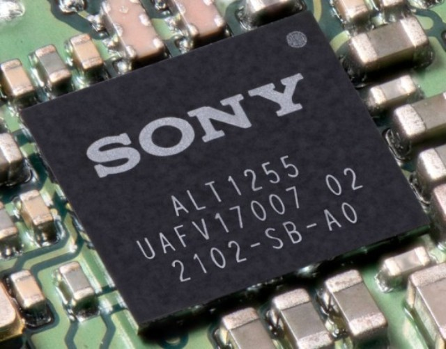 Sony Altair ALT1255 NB2 chipset