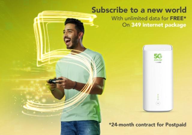 Zain 5G business