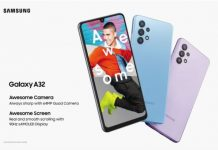 Galaxy A32 in India