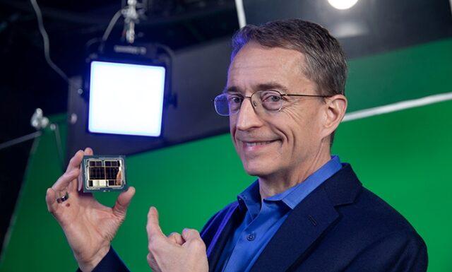 Intel CEO Pat Gelsinger highlights Ponte Vecchio