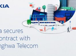 Chunghwa Telecom 5G network