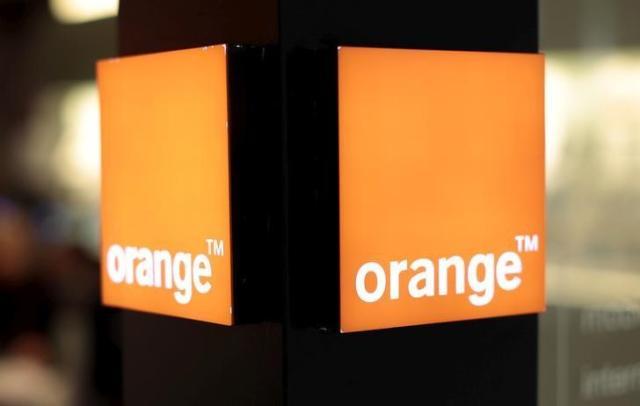 Orange France shop