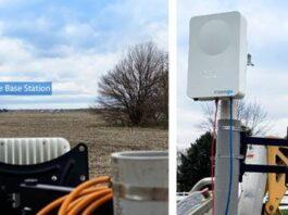 5G mmWave base station