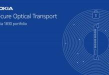 Nokia optical transport network