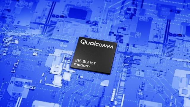 Qualcomm 5G Modem Optimized for IIoT