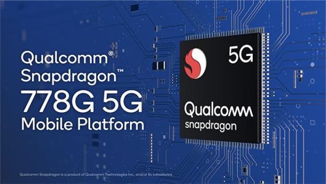 Qualcomm Snapdragon 778G 5G Mobile Platform