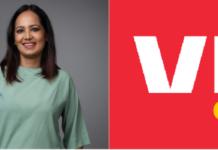 Vodafone Idea chief digital officer Reema Jain