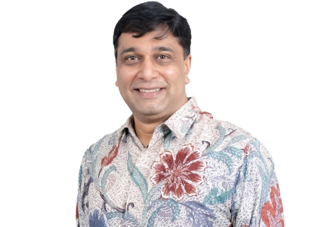 Indosat Ooredoo COO Vikram Sinha