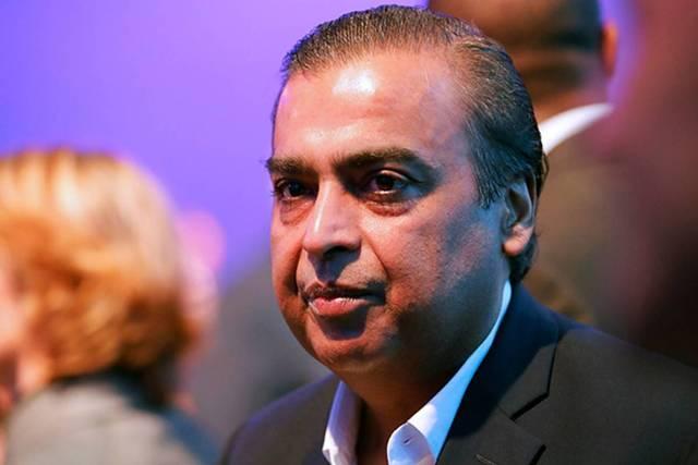 RIL chairman Mukesh Ambani on 4G smartphone