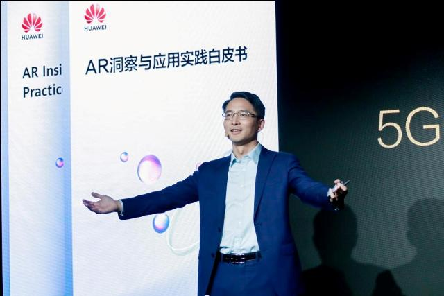 Unleashing the potential of AR in 5G era: Telcos get the trump card