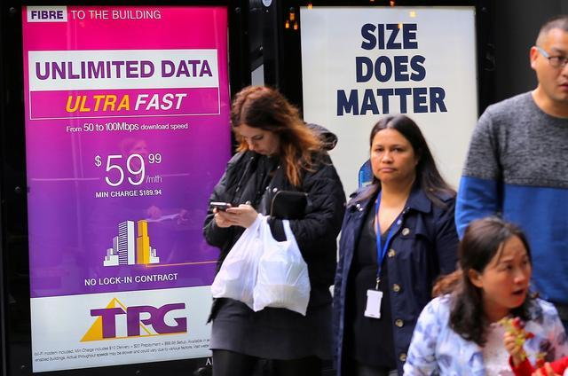 TPG Telecom customers