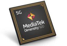 MediaTek Dimensity 920 chipset