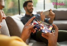 T-Mobile 5G for smartphone customers