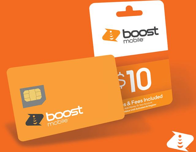 Boost Mobile SIM