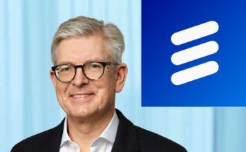 Ericsson CEO Borje Ekholm on new brand