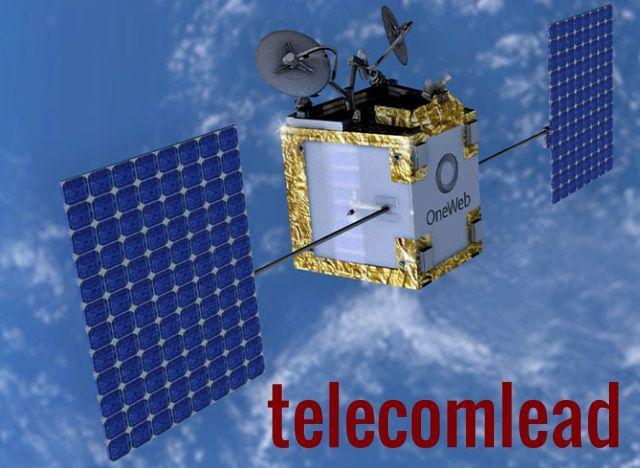 OneWeb Internet powered by satellite