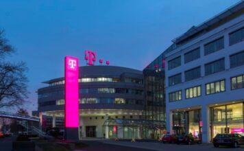Deutsche Telekom office