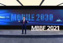 Huawei ED David Wang at MBBF 2021