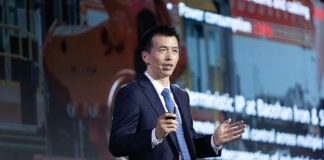 Huawei UBBF Keynote Pic