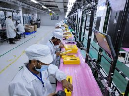 realme manufacturing in India